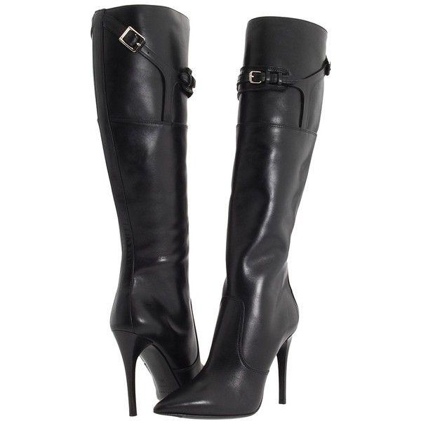 perfect cheap online cheap sale deals Burberry Leather Knee-High Boots lglglsR