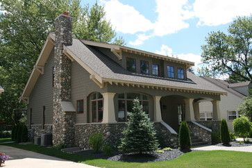 7 photos - craftsman - exterior - other metro - Designhaus #craftsmanstylehomes