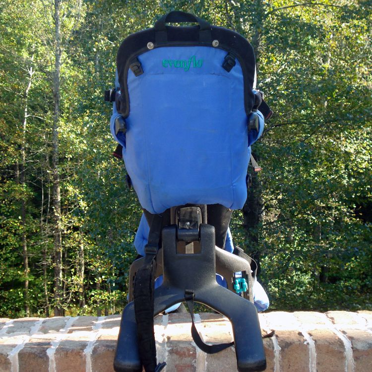 evenflo hiking baby carrier
