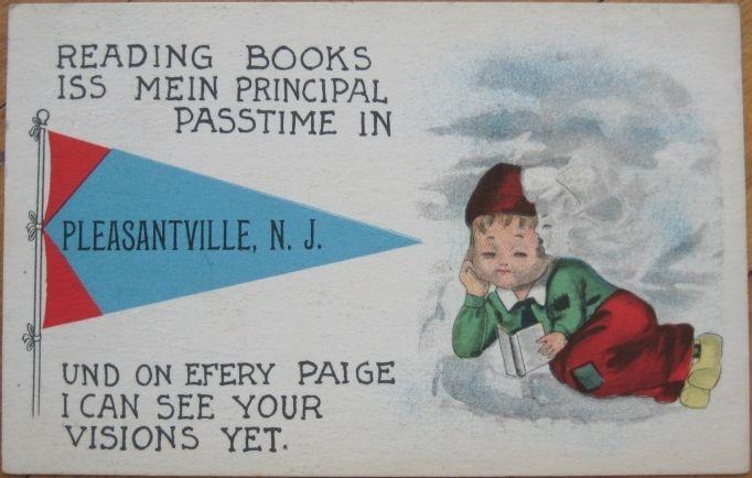 1930 PC: Dutch Boy/Pennant-Pleasantville, New Jersey NJ