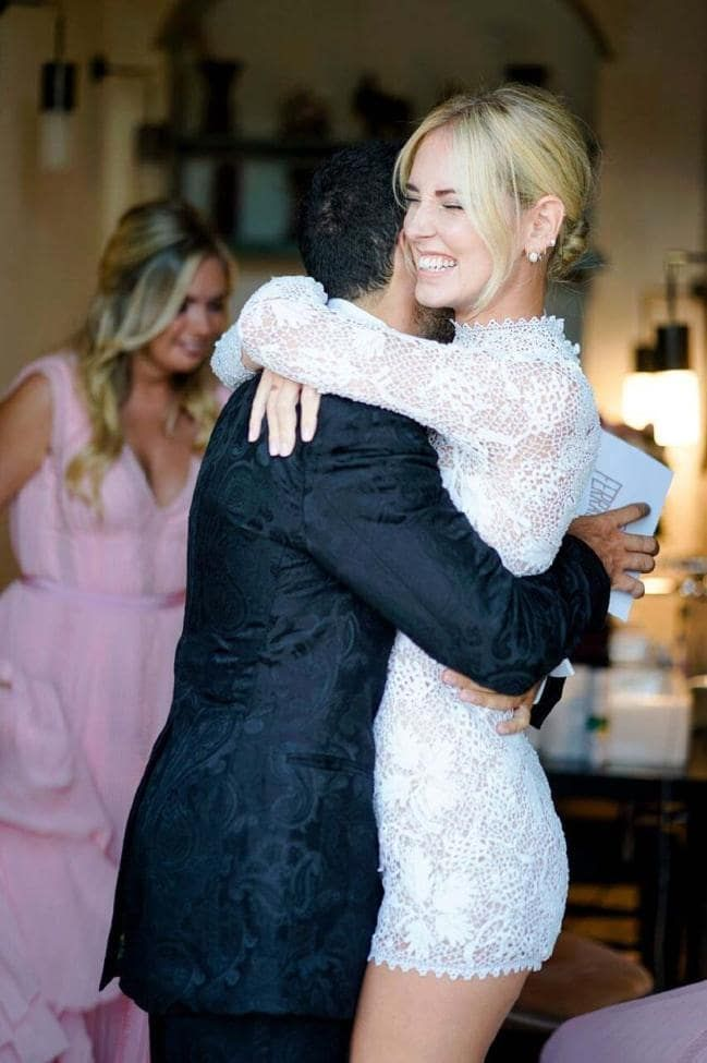 Photo of In Chiara Ferragnis extravaganter Hochzeit auf Sizilien