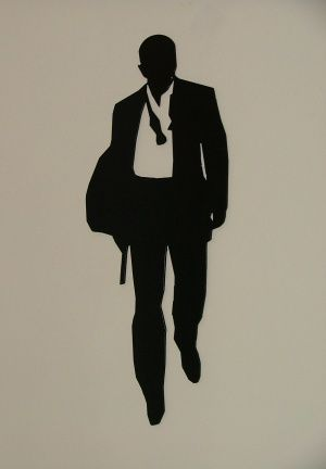 Download vector about james bond silhouette item 2 ...