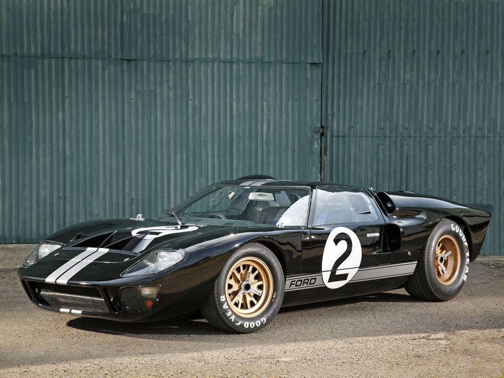 Lendas De Le Mans A Forca Bruta Do Ford Gt40 O Anglo Americano