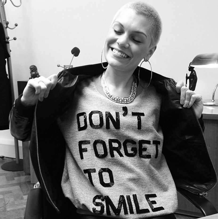 Celebrity pictures: Jessie J's public message, Rosie and Georgia battle for best body and more - 3am  Mirror Online
