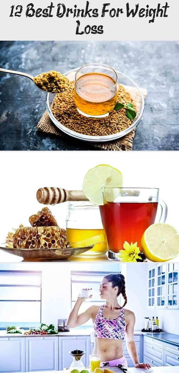 Drinking these weight loss boosting drinks accompanied by healthy foods and workout may speed up the...
