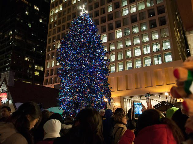 christmas events for the perfect chicago holiday