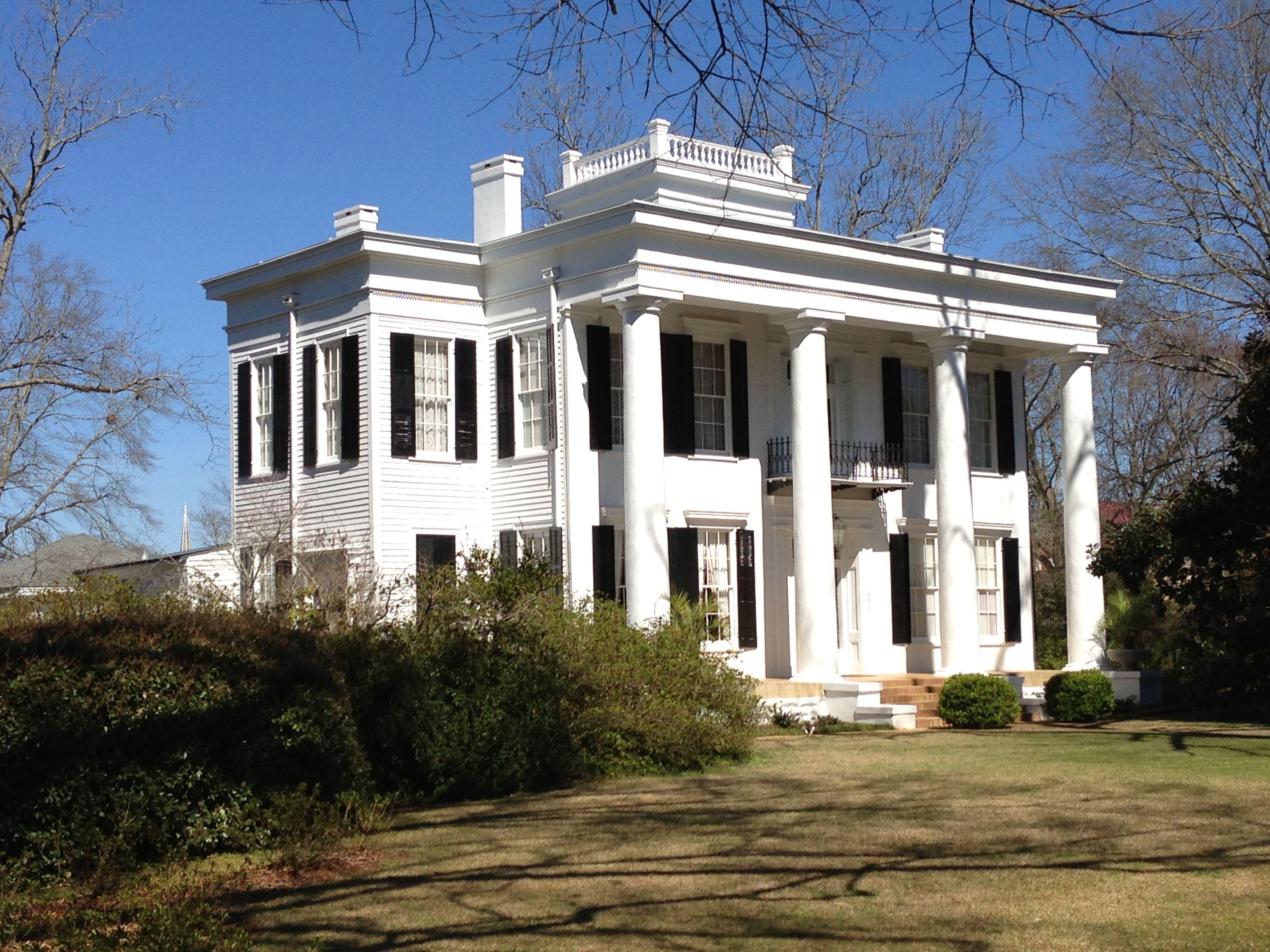 Reverie, In Marion, Alabama.