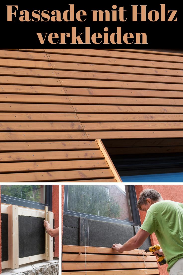 Holzfassade Smart Ideas In 2019 Fassade Holz
