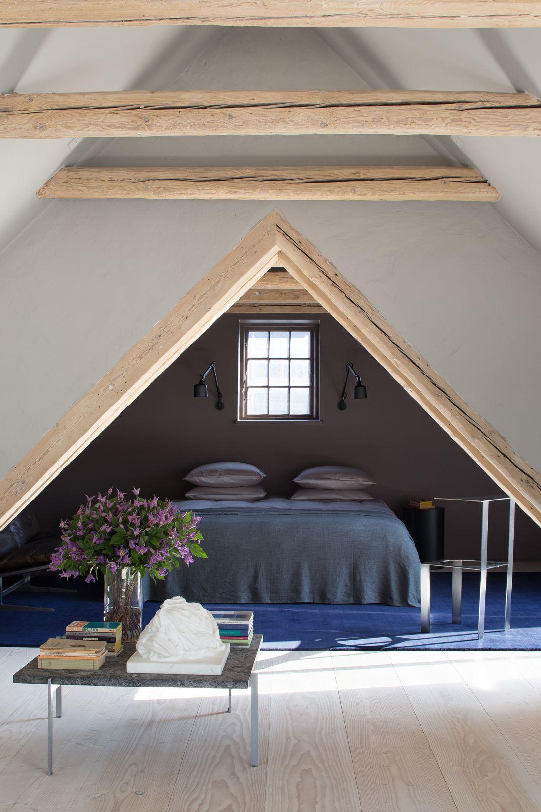 Vipp Loft By Studio David Thulstrup With Images Loft Hotel Attic Design Copenhagen Hotel