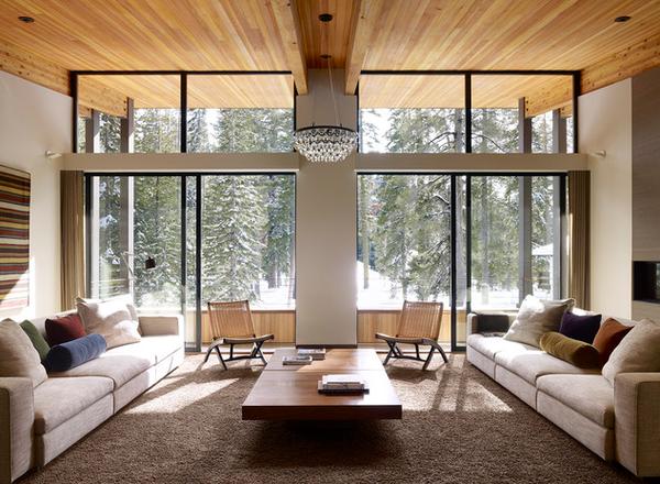 Technique Tip Symmetrical Balance The Interior Collective Living Room Interior Interior Design Living Room Living Room Modern
