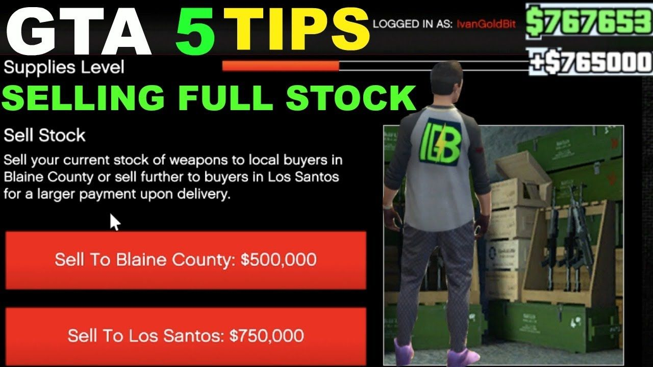 How To Make Money In Gta 5 Stocks – I Gold