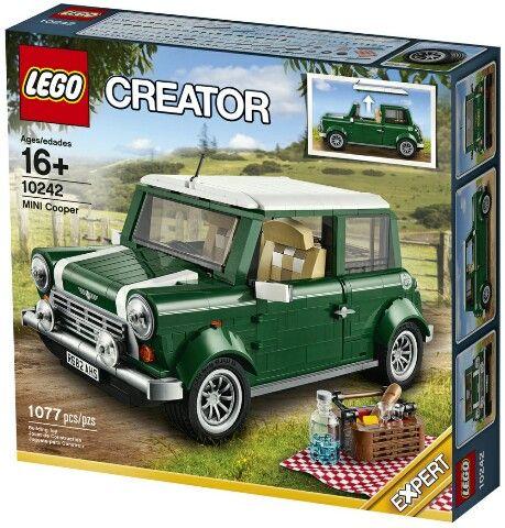 Nuevo Somos Tienda Física Llámanos Y Te Damos Presupuesto Coleccion Es Tu Tienda De Juguetes Especializada En Lego Y Playmob Con Imágenes Mini Cooper Mini Coppers Legos