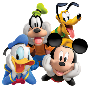 Clubgang Png 354 340 Mickey Mouse Pictures Mickey Mouse Art Mickey