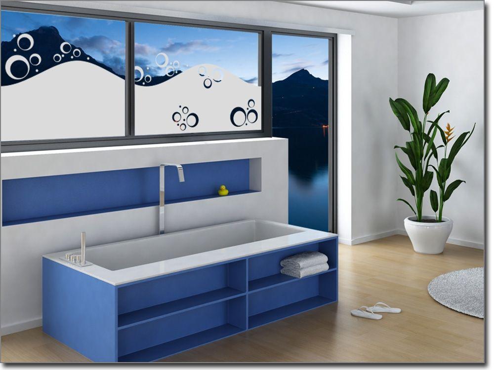Milchglasfolie Badezimmer ~ Sichtschutz wasserperlen sichtschutzfolie für badezimmer pinterest
