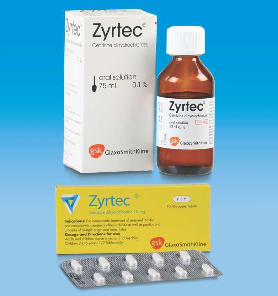 Is Claritin Or Zyrtec Better For Hives