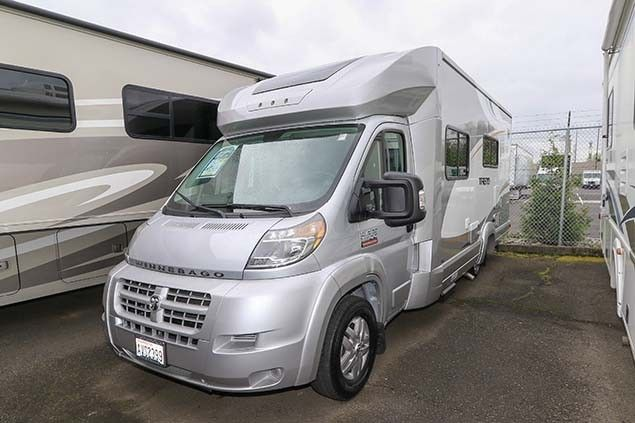 $57 - 7k - 23ft | 2014 | Top pick | Used Winnebago Trend 23B Class C