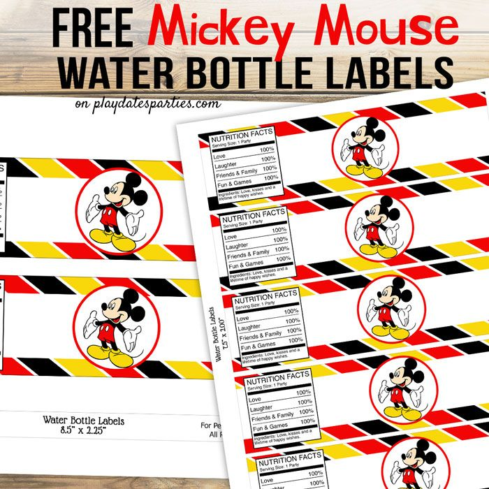 The Best Choice for Making Waterproof Water Bottle Labels is part of Water bottle labels birthday, Printable water bottle labels, Diy water bottle labels, Water bottle labels free printables, Water bottle labels free, Water bottle labels - Want the best way to make waterproof water bottle labels  We tested all the papers and DIY techniques to find the right choice for your budget and schedule