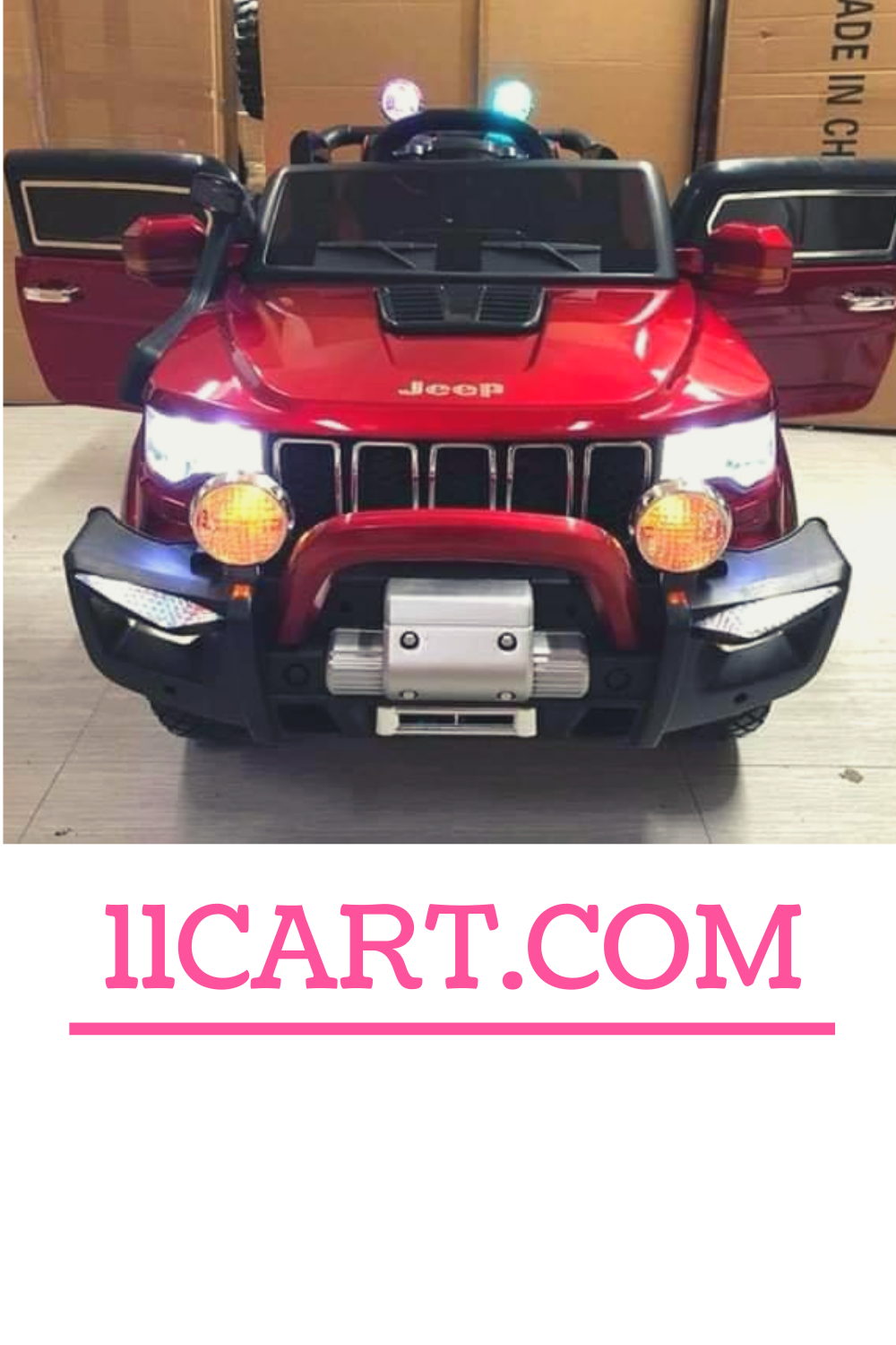 Kids Ride on Car At 11Cart.com Now Available in India Shop Now With Cash on Deleivery #kidscar #rideoncar #batteryoperatedcar #jumboJeep #Batterybike #kidsbike #kidsrideon #11Cart #childrencar #batterycar #Electriccar #followus