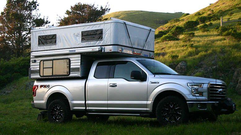 5 Ford F 150 Camper Options For America S Best Selling Half Ton Truck Ford Ranger Camper Ford F150 Camper