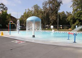 City Of Los Angeles Department Of Recreation And Parks Pool City Culver City California Los Angeles