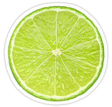 Slice Of Lime Sticker By 6hands Adesivos Sticker Imagens De Emoji Adesivos