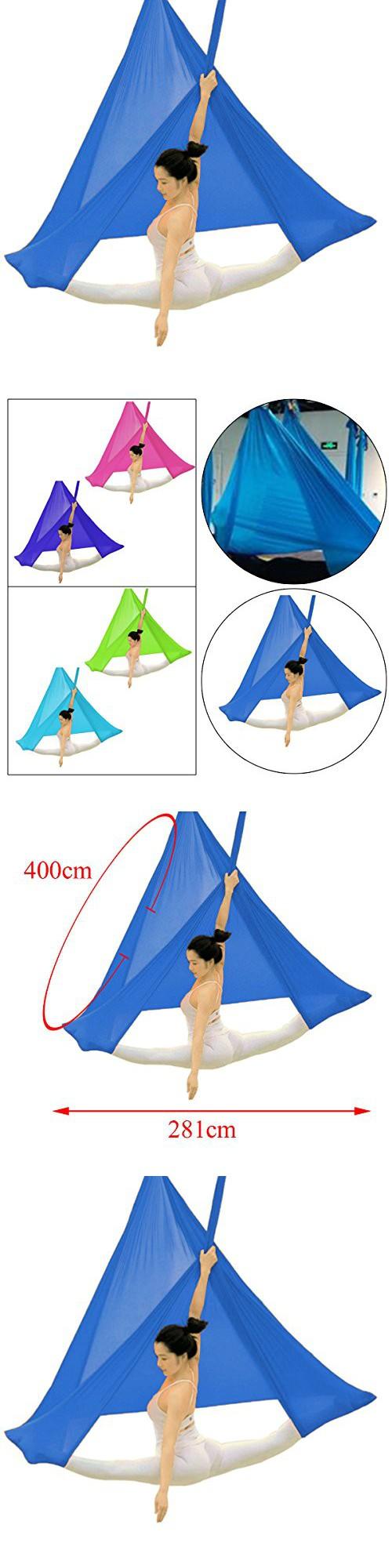 Herbalcandybox elastic pilates yoga aerial premium x m yoga
