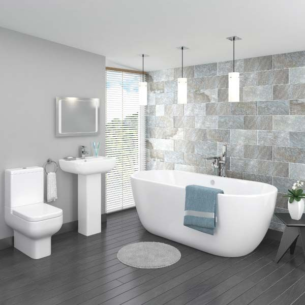 Most Popular Flooring For 2019: 7 Most Popular Bathroom Colours For 2017