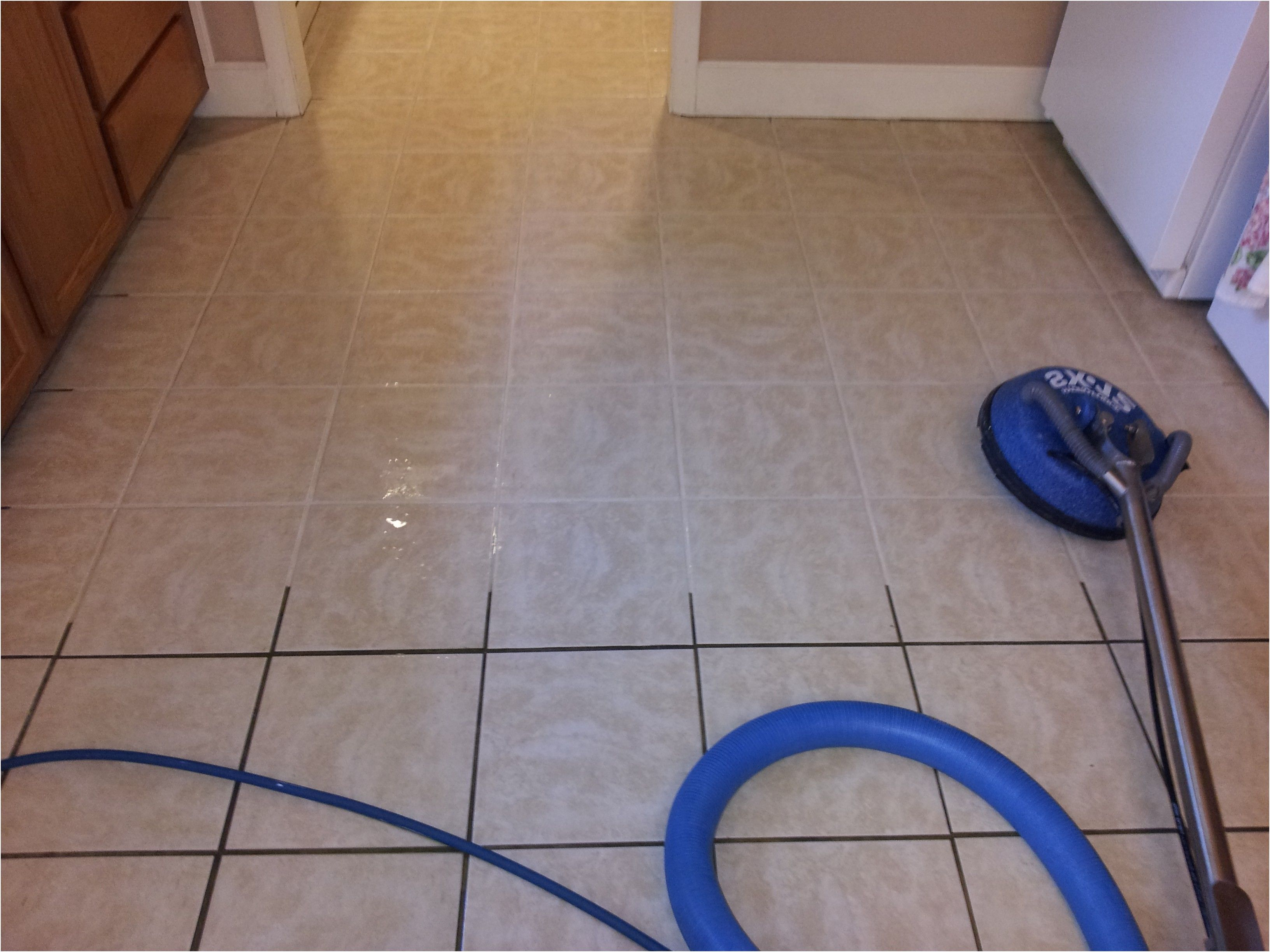 How To Clean Ceramic Tile Floors With Vinegar Hunker Cleaning Ceramic Tiles Tile Floor Ceramic Floor Tiles