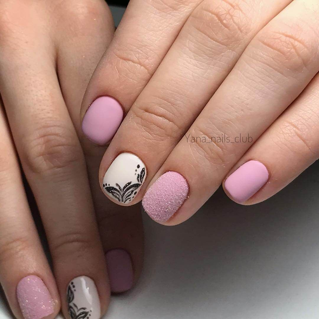 elegant nail art designing | Simple Nail Designs | Pinterest ...