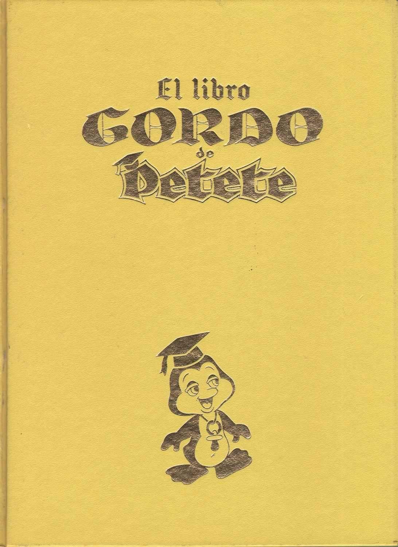 El Libro Gordo De Petete Tomo Amarillo World Language Classroom Classroom Language Digital Publishing