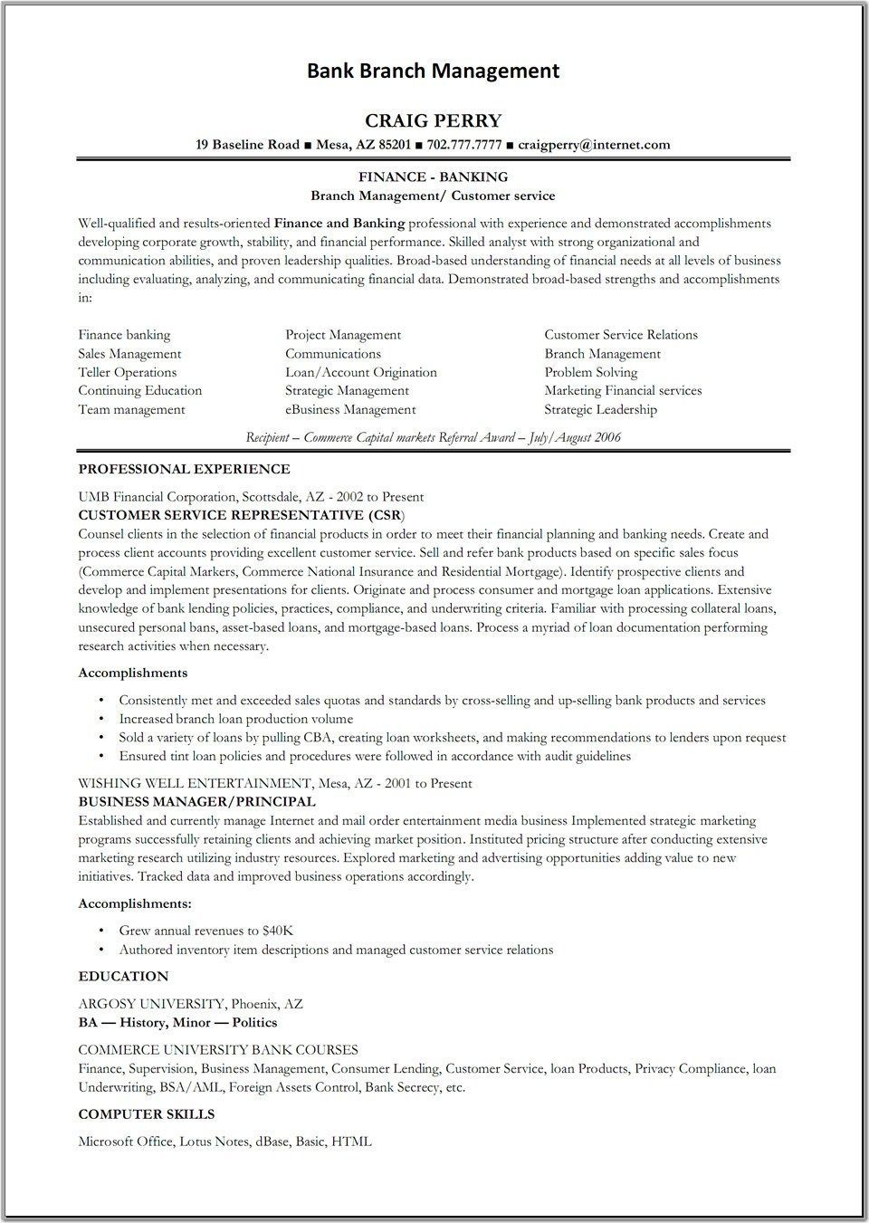 sle resume for a bank teller with no experience.html