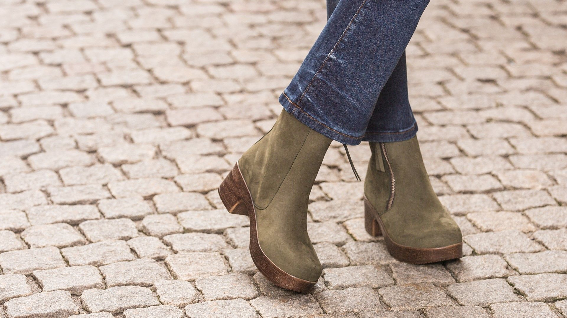 Moa boot with removable footbed and soft sole | Boots, Clog