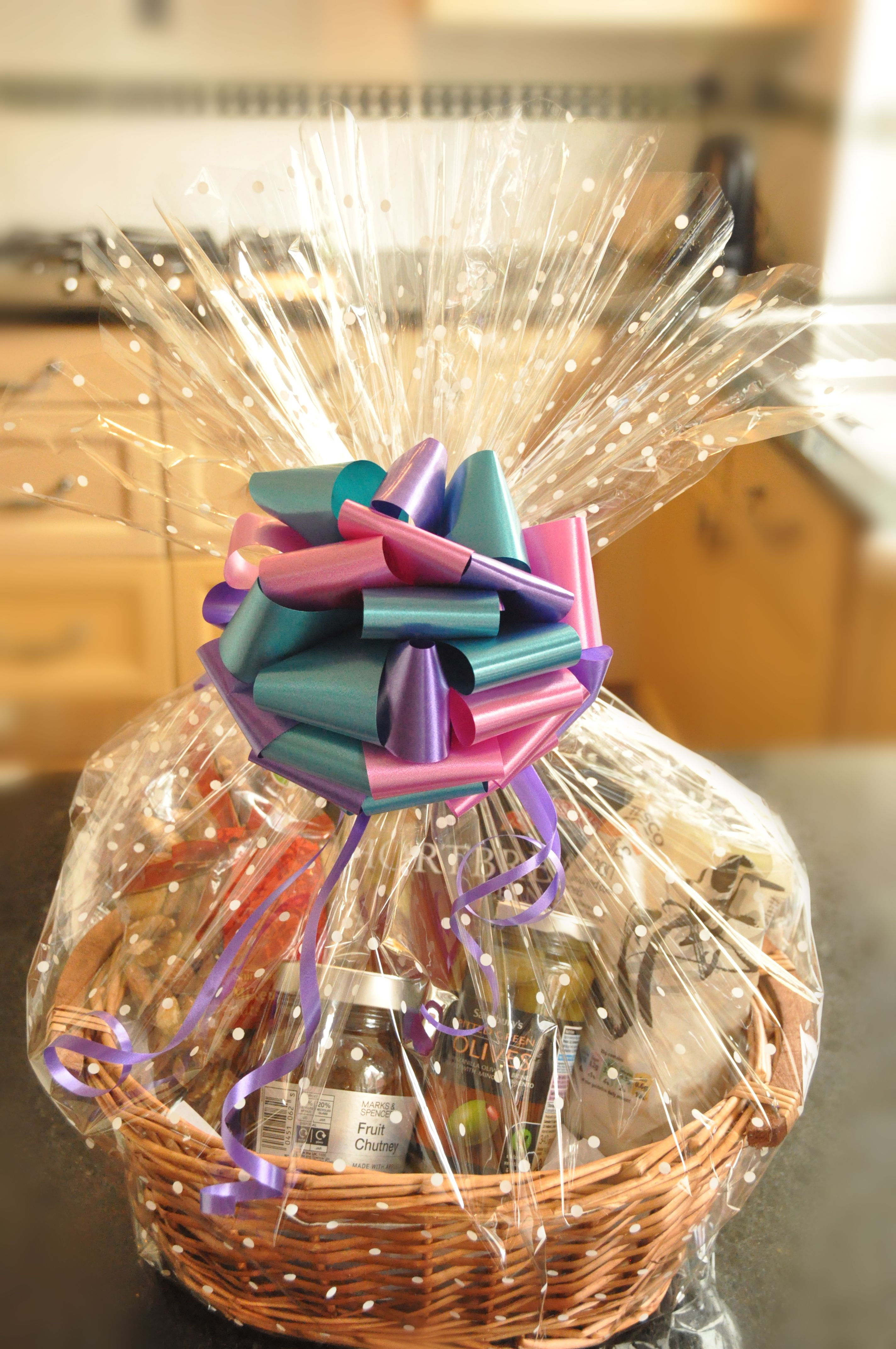 Gift Basket Wrapping Ideas Hampers Gift Baskets Create Your Own Luxury Baskets With Our