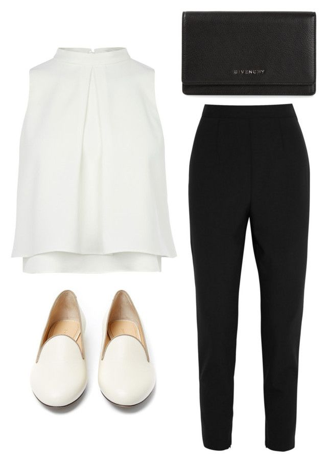 """""""Outfit Idea by Polyvore Remix"""" by polyvore-remix ❤ liked on Polyvore featuring Charlotte Olympia, Givenchy and Dolce&Gabbana"""