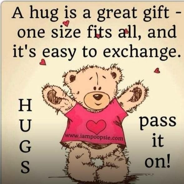 Pin by Jasmin Felix on Sayings/Quotes Hug quotes, Hug