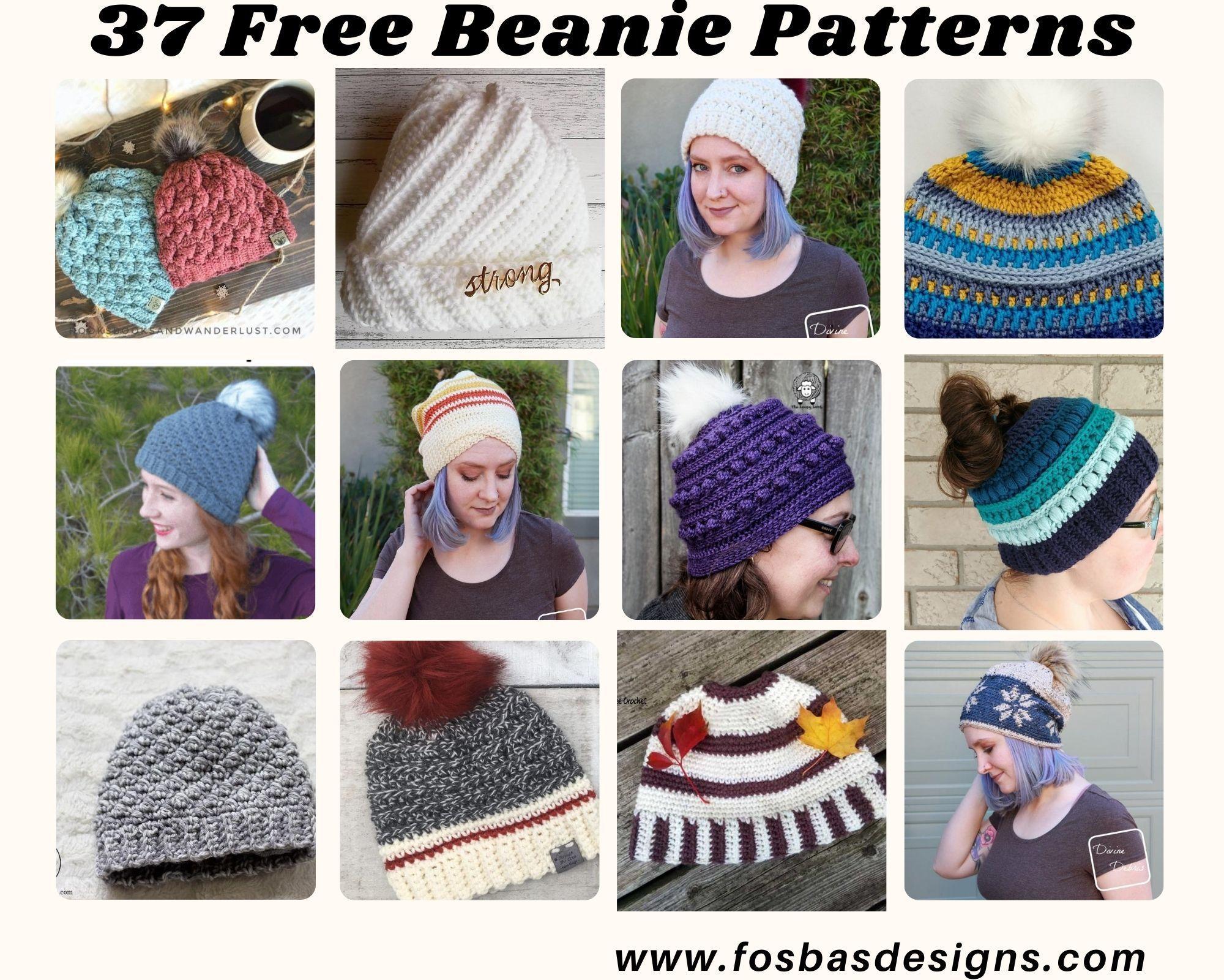 12+ Crochet Headwear ideas in 12   crochet, crochet hats ...