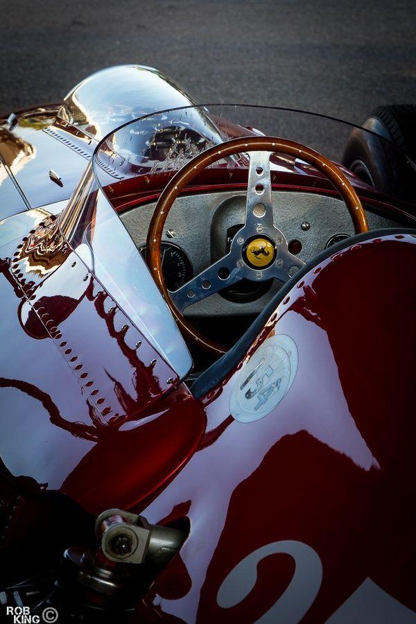 Vintage Ferrari Racer Classiccar Quirkyrides Dot Com Vintage