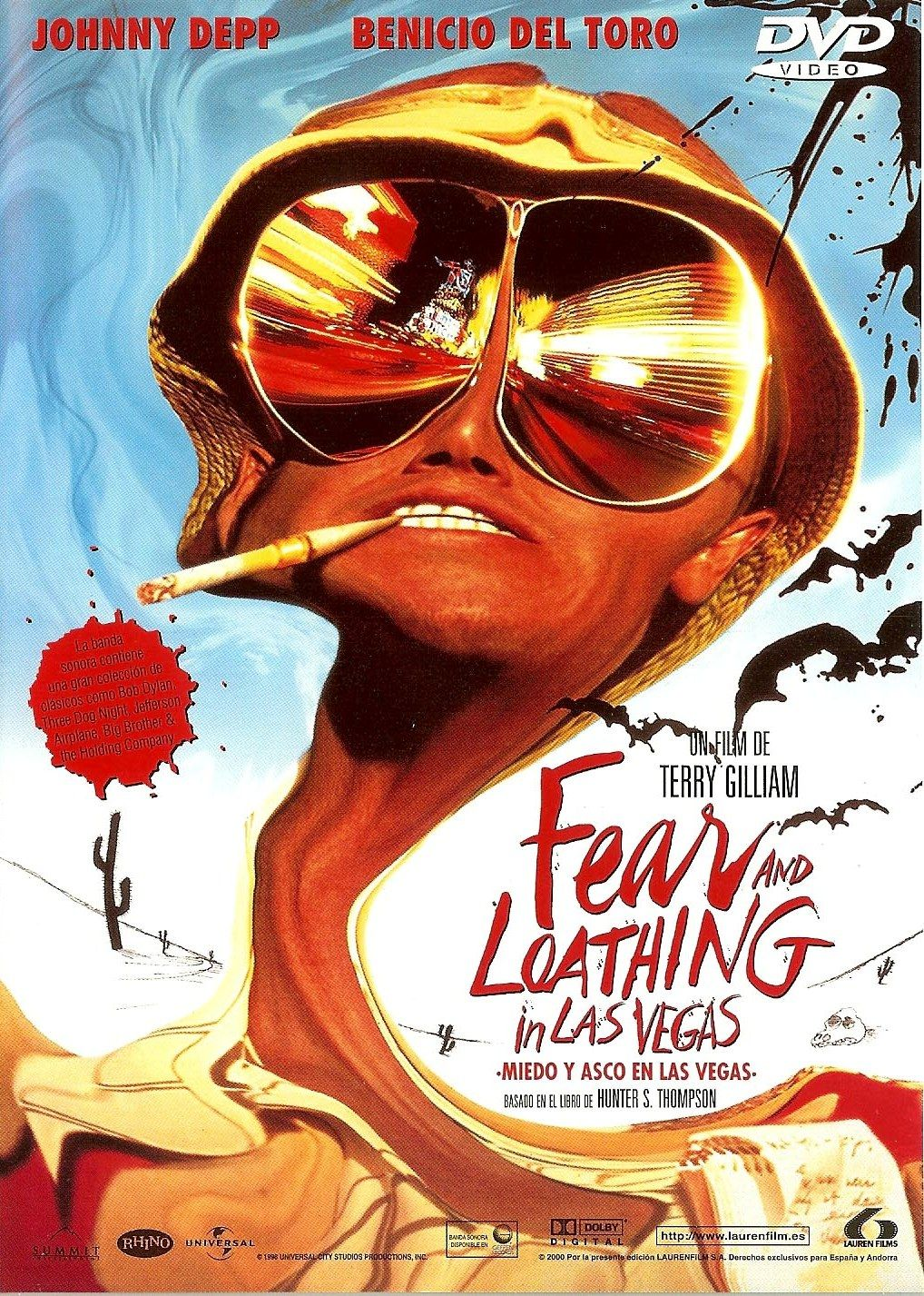 Fear and loathing in las vegas terry gilliam fear and