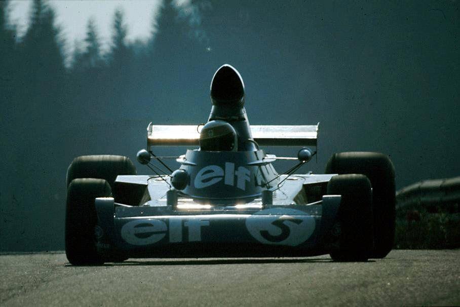 Jackie Stewart (GBR), Tyrrell 006 Anderstorp, 1973.
