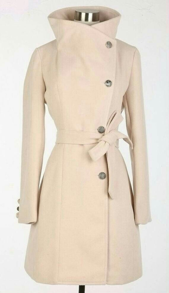 Pin by Line Kruger on jackets | Pinterest | Coats, Olivia pope ...