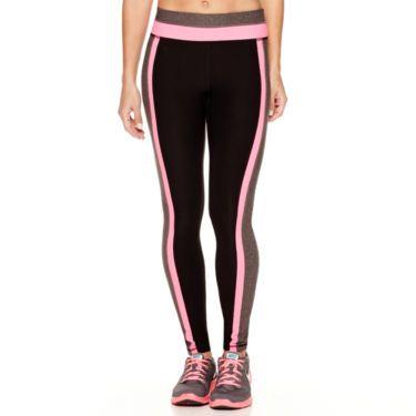 jcp Xersion™ Colorblock Leggings Color block leggings