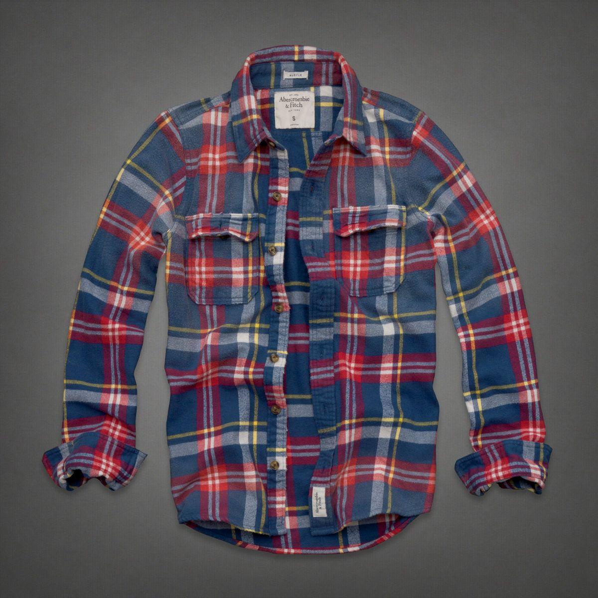Mens Camp Shirts Cotton