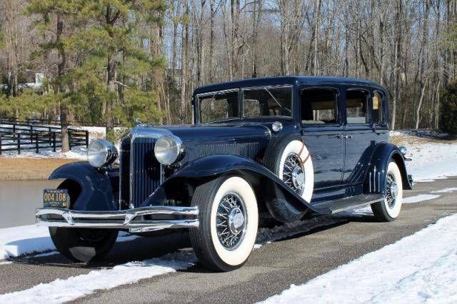 1931 Chrysler Imperial (Chrysler Corp Auburn Hills