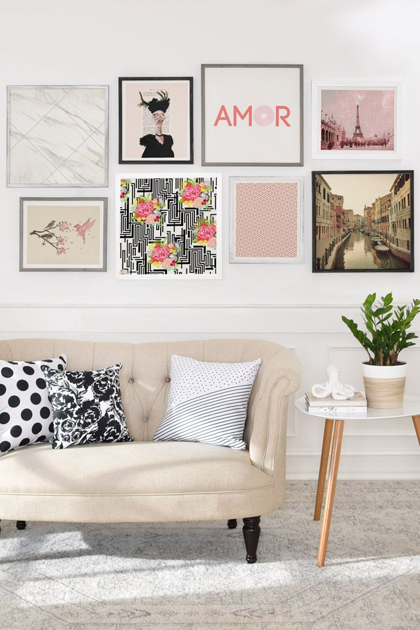 I\'m clearly all about the wall art right now. With the launch of our ...