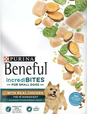 Details About Purina Beneful Incredibites With Real Chicken Adult