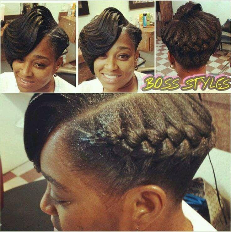 Goddess Braid With Bang Goddess Braids Pinterest Braids Hair