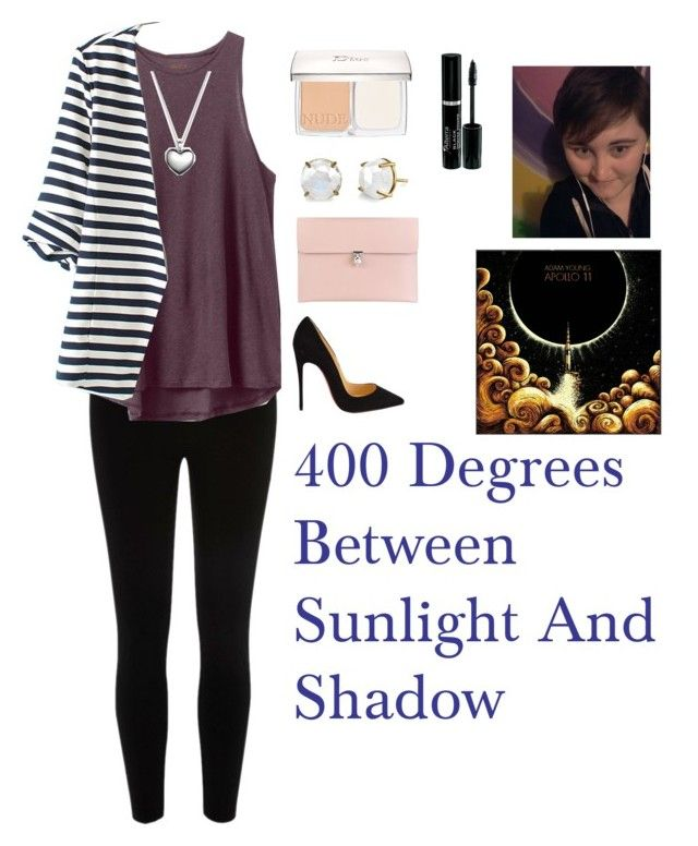 """""""400 Degrees Between Sunlight And Shadow"""" by charbear231 ❤ liked on Polyvore featuring River Island, RVCA, Alexander McQueen, Christian Dior, Pandora, WithChic, Christian Louboutin, women's clothing, women and female"""