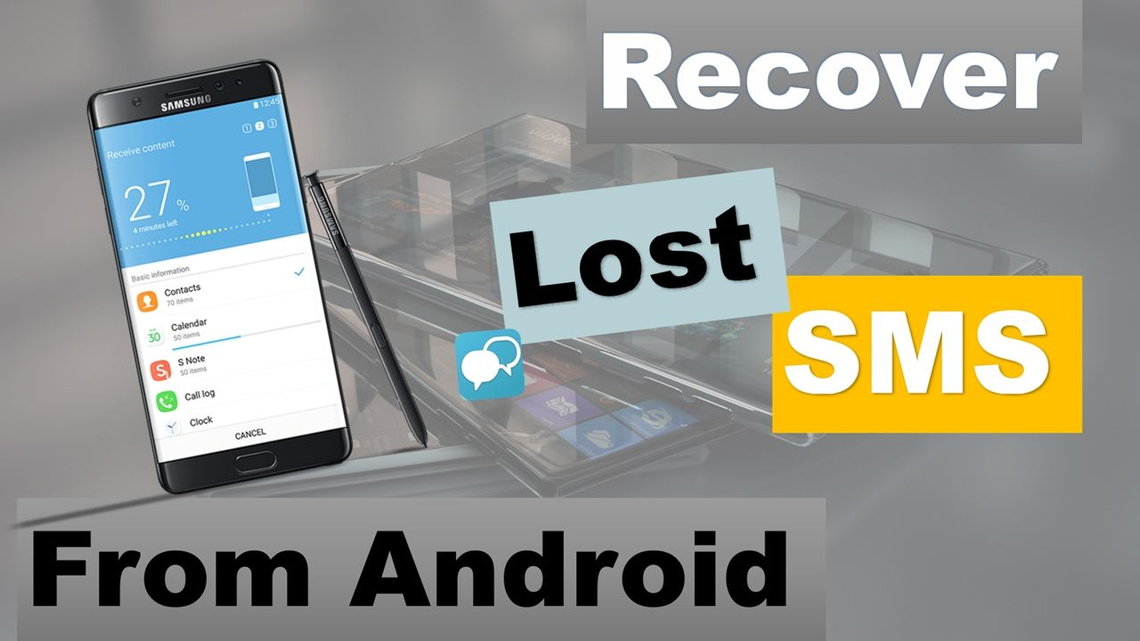 How To Recover Your Lost Messages On Your Android Phone Watch