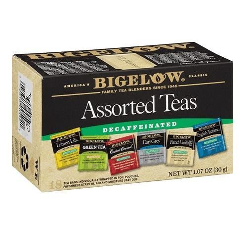 Our tea bags are sealed for freshness in airtight, flavor protecting fresh packs to ensure your full enjoyment. Leave it to Mother Nature, and Bigelow! Mother Nature gave us a wonderful gift when she
