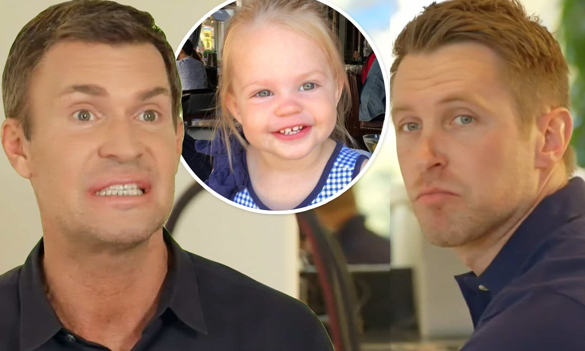 Flipping Out S Jeff Lewis Opens Up About Co Parenting Agreement